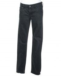 Черные джинсы зауженного кроя H&M 5017