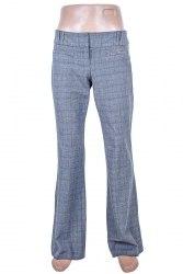 Расклешенные брюки в клетку Jane Norman 6654
