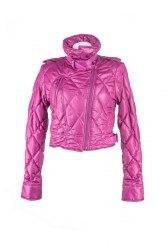 Короткая курточка цвета фуксии Ci Sono by Cavallini 6777
