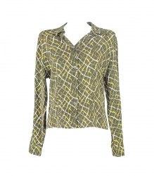 Блуза с рисунком Taifun 6780