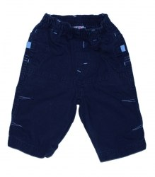 Синие джинсовые бриджи Kapp Ahi 6957