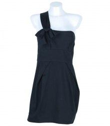 Короткое платье декорированное бантом Miss Selfridge 7090
