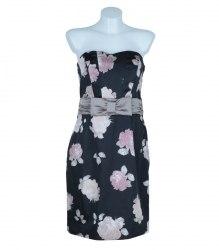 Платье-бандо с бантом H&M 7251