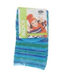 Голубые носочки Beifalai 8290