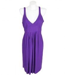 Фиолетовый сарафан Zara 8483
