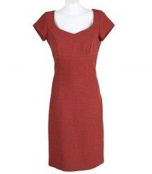 Приталенное платье-футляр Olifer 8510