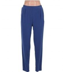 Синие трикотажные штаны Esprit 9216