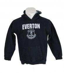 Темно-синяя толстовка с капюшоном Everton 10169