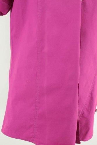 Мужская рубашка малинового цвета с коротким рукавом Pure H.Tico 2610