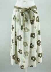 Летняя хлопковая юбка-восьмиклинка Tayberry 2620