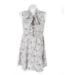 Летнее платье с принтом We rock New Look 11549