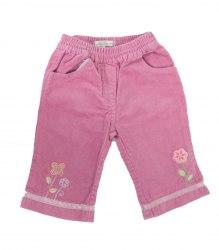 Розовые велюровые штаники Children Collection 11679
