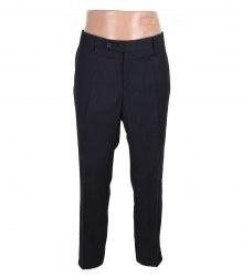 Темно-синие классические брюки Arber 11736