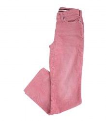 Розовые вельветоновые штаны на девочку Tommy Hilfiger 11924