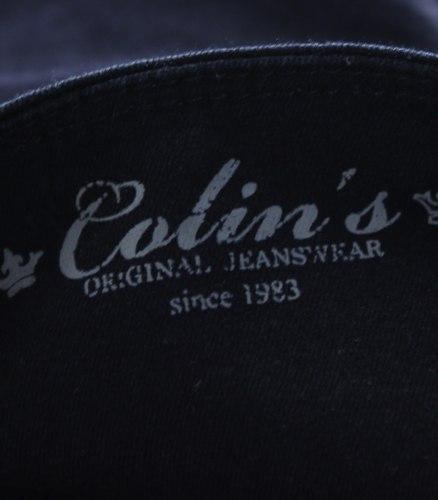 Короткая стрейчевая юбка на кокетке COLIN'S 12185