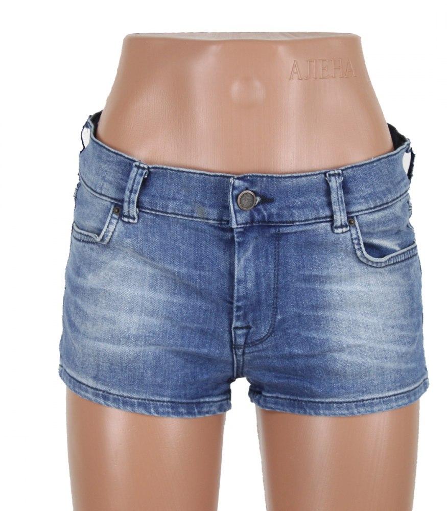 118 Сапоги джинсовые летние