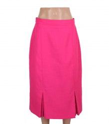 Розовая юбка прямого кроя C&A 12379