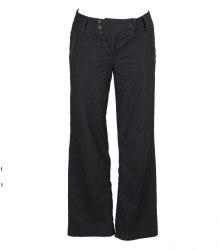 Серые прямые брюки Mac 12746