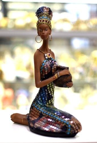 Статуэтка Африканка 2 art.10192