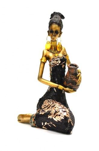 Статуэтка Африканка 4 art.10194
