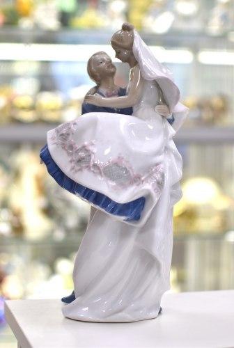Статуэтка Жених и невеста 2 Pavone art.10195