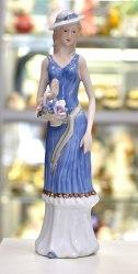 Статуэтка Девушка с корзинкой 2 art.10170