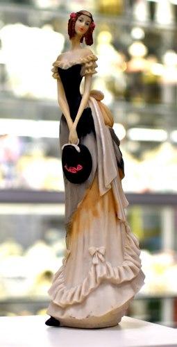 Статуэтка Дама со шляпкой art.10230