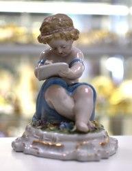 Статуэтка Мальчик с книгой art.10238