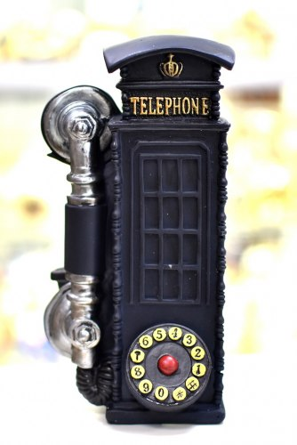 Телефонная будка-копилка ks-169