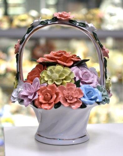 Фарфоровые цветы 2 ks-179
