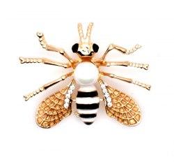 Брошь Пчелка 2 b-093