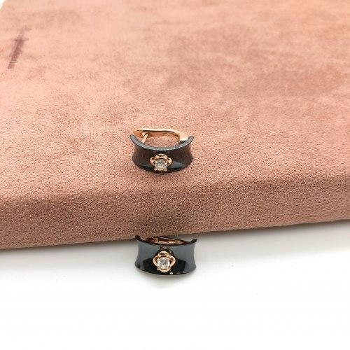 Серьги из керамики 18 KER-0018