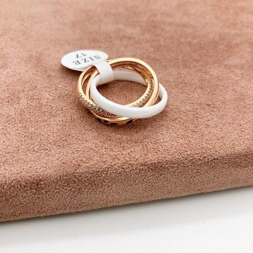 Кольцо из керамики 1 KER-0019