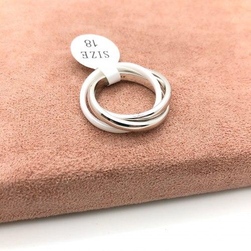 Кольцо из керамики 3 KER-0021