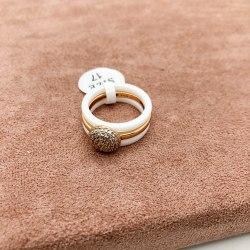 Кольцо из керамики 5 S-0096