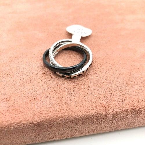 Кольцо из керамики 8 S-0099