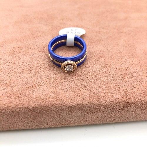 Кольцо из керамики 10 KER-0028