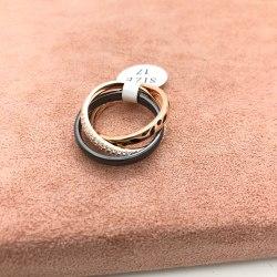 Кольцо из керамики 11 S-00102