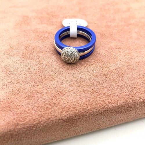 Кольцо из керамики 15 KER-0033