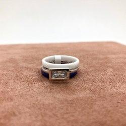 Кольцо из керамики 16 S-00107