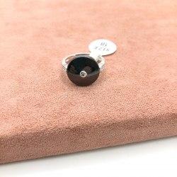 Кольцо из керамики 22 S-00113