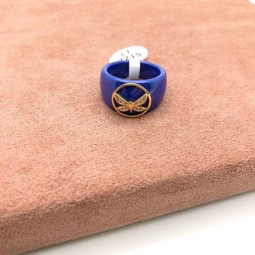 Кольцо из керамики 26 KER-0044