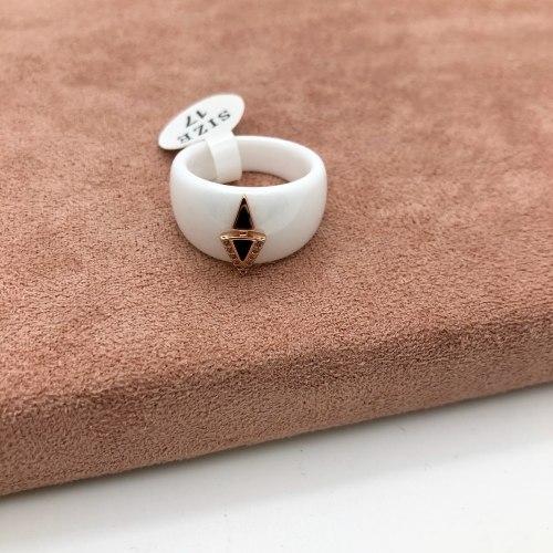 Кольцо из керамики 28 KER-0046