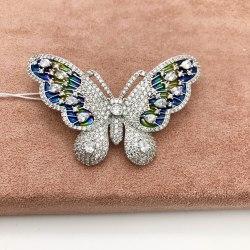 Брошь Бабочка 2 В-0020