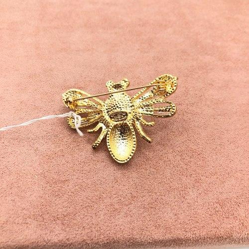 Брошь Пчела 2 В-0026