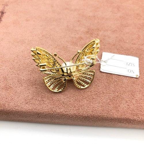 Брошь Бабочка 3 В-0033