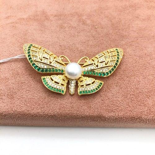 Брошь Бабочка 4 В-0040