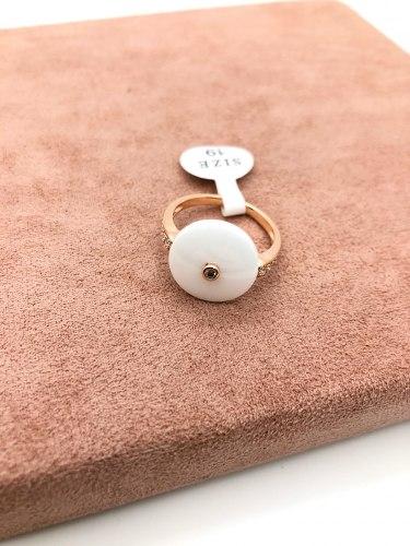 Кольцо из керамики 29 KER-0050