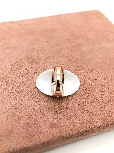 Кольцо из керамики 30 KER-0054