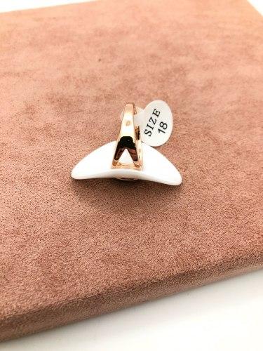 Кольцо из керамики 31 KER-0056